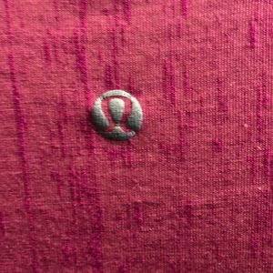 lululemon athletica Tops - Lululemon pink LS top, sz 8,  61152